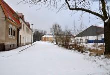 Schneeeindrücke
